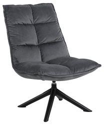 stormen-draai-fauteuil-grijs-velours-stof-2