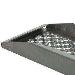 Aluminium oprijplaat - 200 cm (capaciteit 300 kg) 4