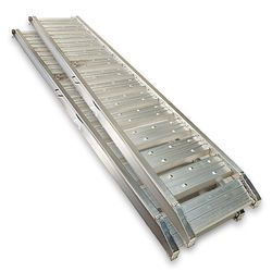 Aluminium oprijplaten extra stevig - 240 cm (2 stuks) 5