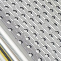 Aluminium oprijplaat inklapbaar - 120 cm (2 stuks) 3