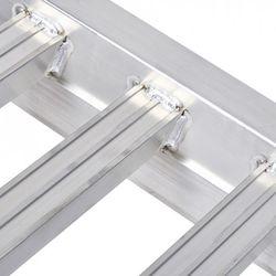 aluminium oprijplaat auto set - 3