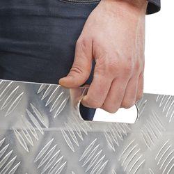 Drempelhulp 3-6 cm oprijhelling drempelplaat rijplaat