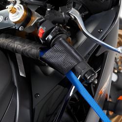 Spanbanden voor motor met ratel en tankbescherming