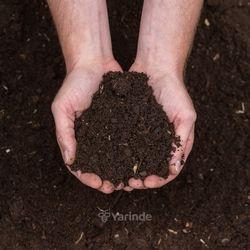 aanplantgrond bodemverbeteraar structuur verbeteren aanplanten tuinplanten mest