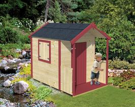 Speelhuisjes van hout te koop kinderhuisjes tuin buiten - Hoe u een projector te installeren buiten ...
