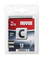 Novus Nieten Smalrug C 4/12 mm - 1100 Stuks
