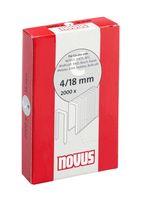 Novus Nieten Smalrug C 4/18 mm - 2000 Stuks