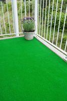 Nature Kunstgras 2x30m met noppen 1140 g/m²