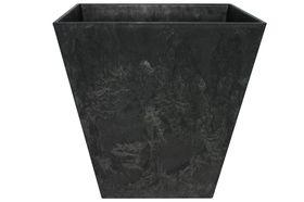 Artstone Bloempot Ella Zwart ø 40cm H40