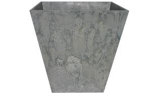 Artstone Plantenbak Ella Grijs ø 40cm H40