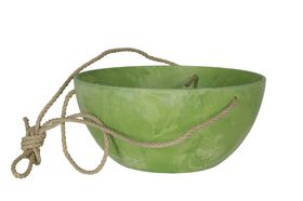 Artstone Hangpot Fiona Lime ø 25cm H12