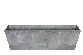 Artstone Bloempot Ella Grijs ø 74x17cm H17