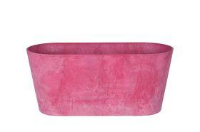 Artstone Plantenbak Claire Pink ø 38x16cm H17