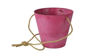 Artstone Hangpot Claire Pink ø 17cm H15