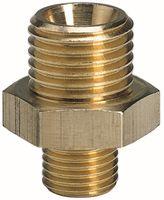 Einhell Reduceernippel 3/8 inch buitendraad - 1/4 inch buitendraad