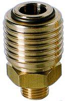 Einhell Snelkoppeling 1/4 inch buitendraad