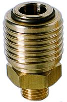 Einhell Snelkoppeling 3/8 inch buitendraad