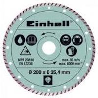 Einhell Diamantschijf Turbo Ø 180 mm