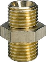 Einhell Verbindingsnippel 3/8 inch buitendraad - 3/8 inch buitendraad