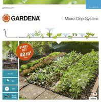 Gardena Micro Drip Start Set Voor Bloembedden/Moestuinen