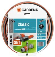 Gardena Tuinslang Classic Set Ø 15 mm 20 Meter