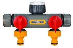 Hozelock Waterverdeler 2-weg