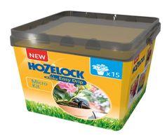 Hozelock Easy Drip Micro Druppelaar Startset Voor 15 Potplanten