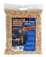 Hozelock Visvoer Sticks Mix 15 Liter