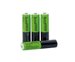 Luxform Oplaadbare Batterij Solar - 4 x AAA