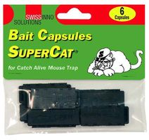 SuperCat Muis Catch Alive Lokstof