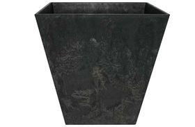 Artstone Bloempot Ella zwart D40 H40