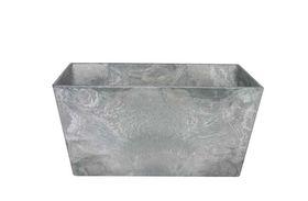 Artstone Bowl Ella grijs D30 H14