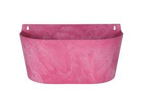 Artstone Wandhanger Coloured roze D38x17 H20