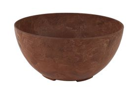Artstone Bowl Fiona oak D25 H12
