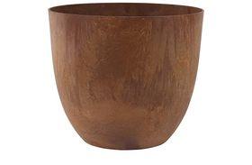 Artstone Bloempot Bola oak D55 H45