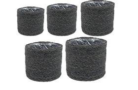 TS Bloempot set van 5 Stef grijs