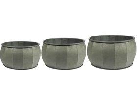 TS Bowl set van 3 Mikan thyme