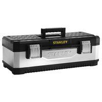 Stanley Metalen Gereedschapskoffer 66x29x22 cm