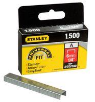 Stanley Nieten Type A 6mm 1000 stuks