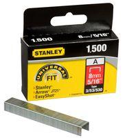Stanley Nieten Type A 8mm 1000 stuks