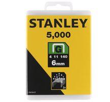 Stanley Nieten Type G 6mm 5000 stuks