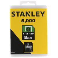Stanley Nieten Type G 8mm 5000 stuks