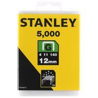 Stanley Nieten Type G 12mm 5000 stuks