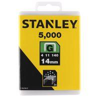 Stanley Nieten Type G 14mm 5000 stuks
