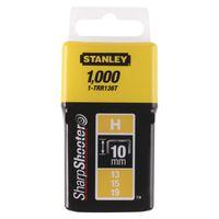 Stanley Nieten Type H 10mm 1000 stuks