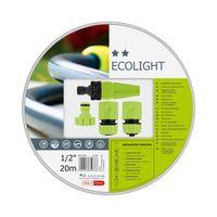Cellfast Tuinslang Ecolight Set 12.5 mm 20 Meter Met Spuitstukken