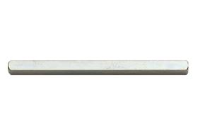 Qlinq Deurkrukstift Verzinkt 8 x 100 mm