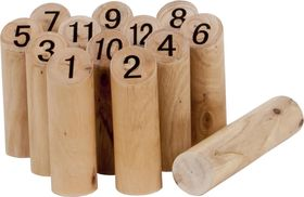 Outdoor Games - Finse Kubb Set Hout