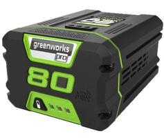 Greenworks 80 V Accu - 2 Ah