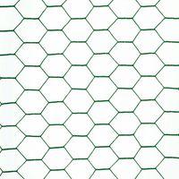TTX zeskant 50cm x 25m (25mm maas Groen)